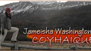 COYHAIQUE- Jameisha Washington